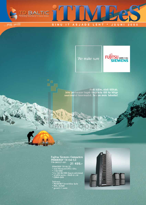 pdf for Buffalo Storage HD-HB80U2 manual