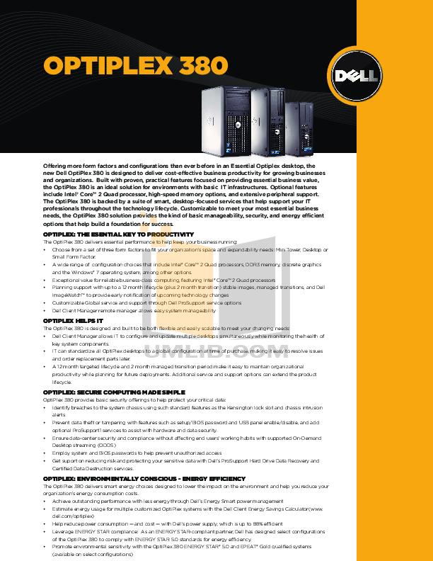 dell optiplex 755 service manual pdf