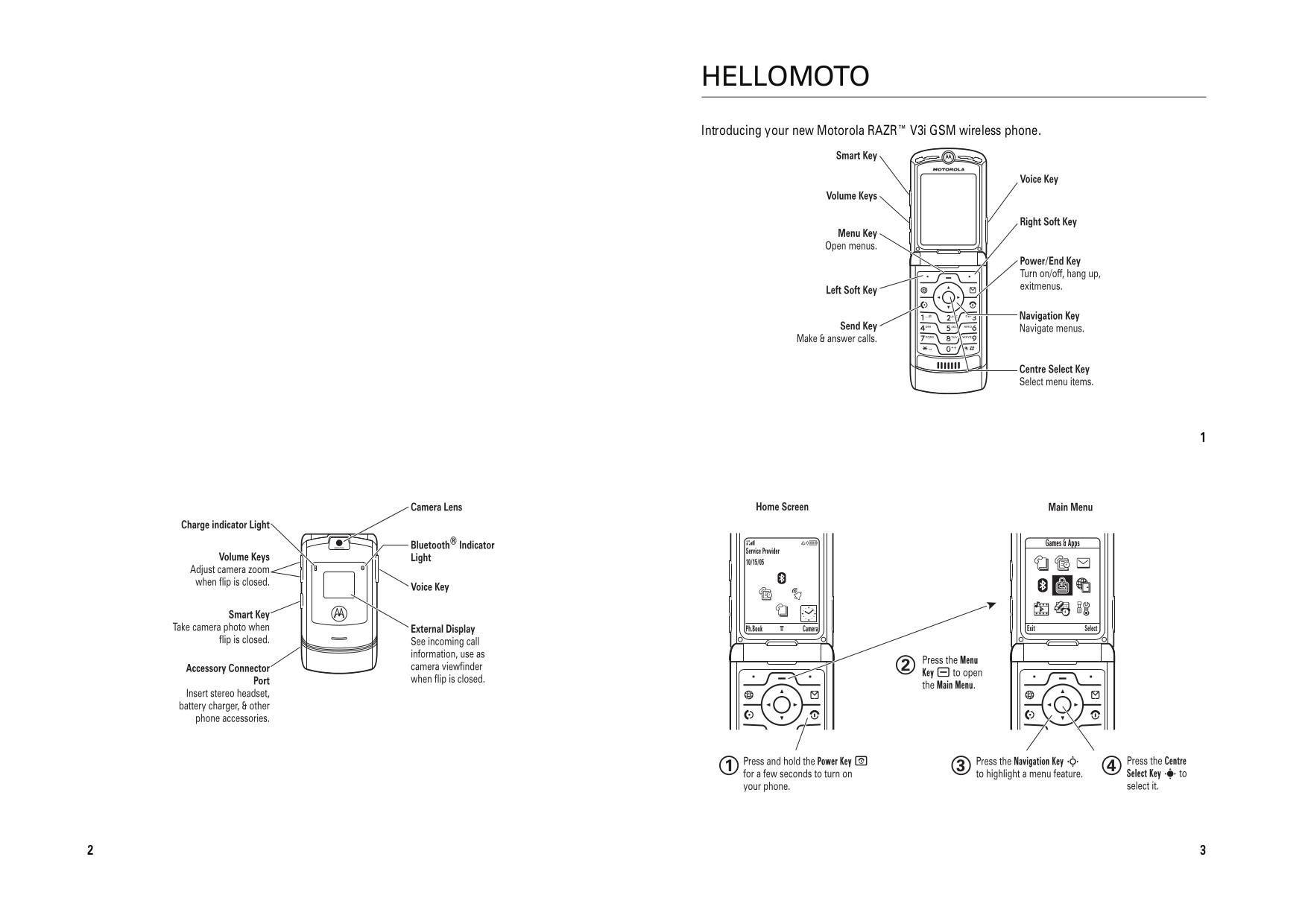 download free pdf for motorola razr v3i cell phone manual rh umlib com Motorola V3i Manual Spectra V3i
