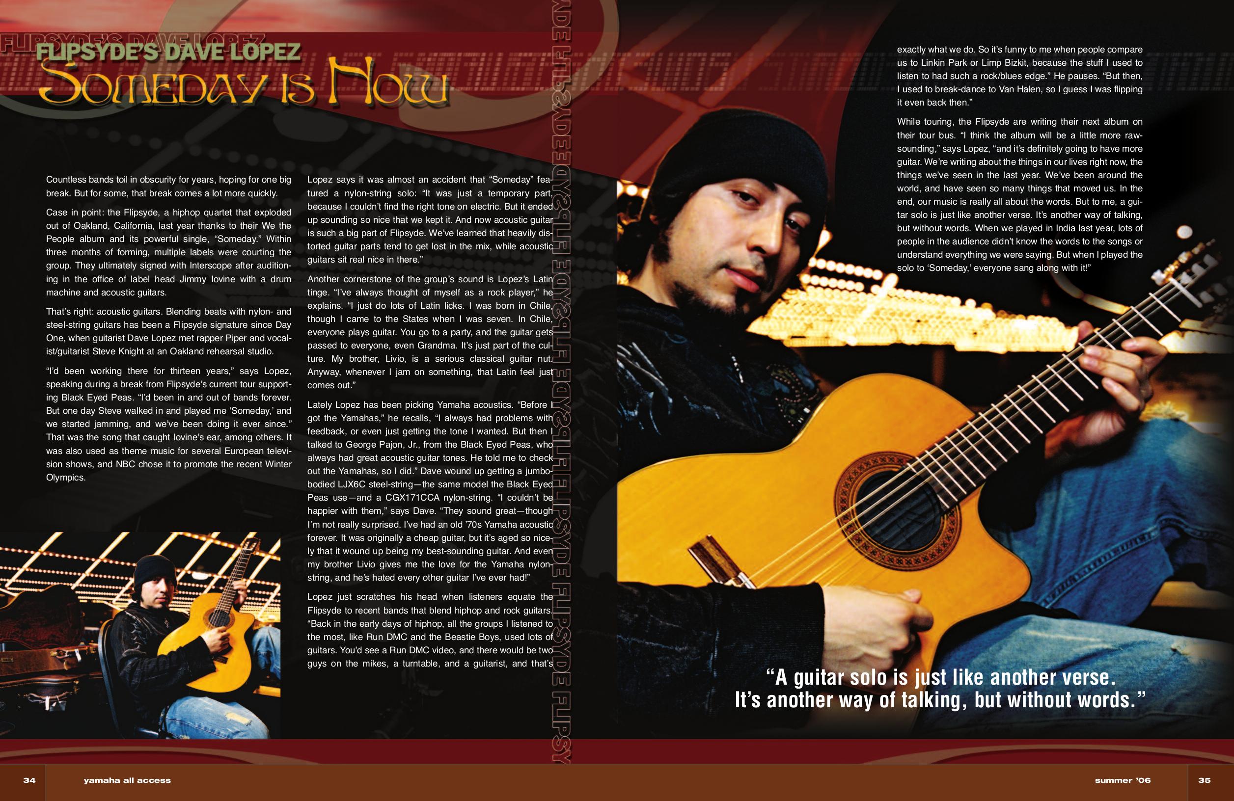 pdf for Yamaha Guitar CGX171CCA manual