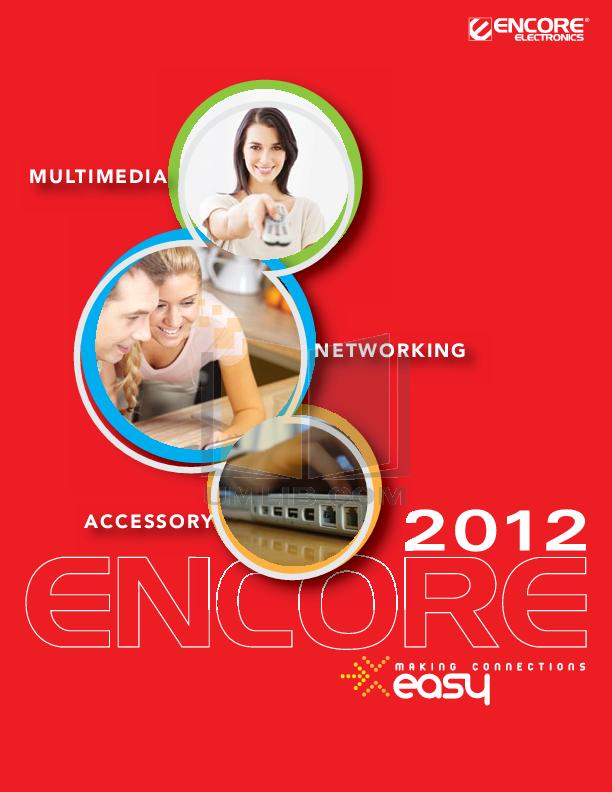 pdf for Encore Switch ENHGS-224 manual