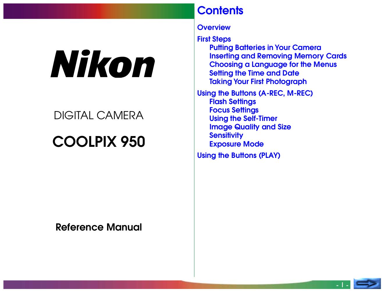 pdf for Nikon Other SK-E900 Camera-flash bracket manual