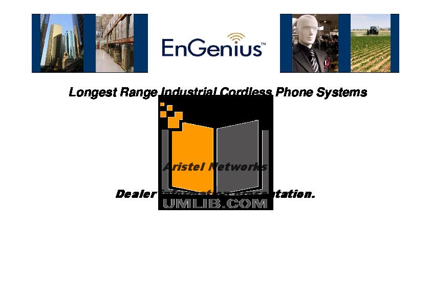 pdf for EnGenius Other Antenna Splitter Antenna Splitter manual