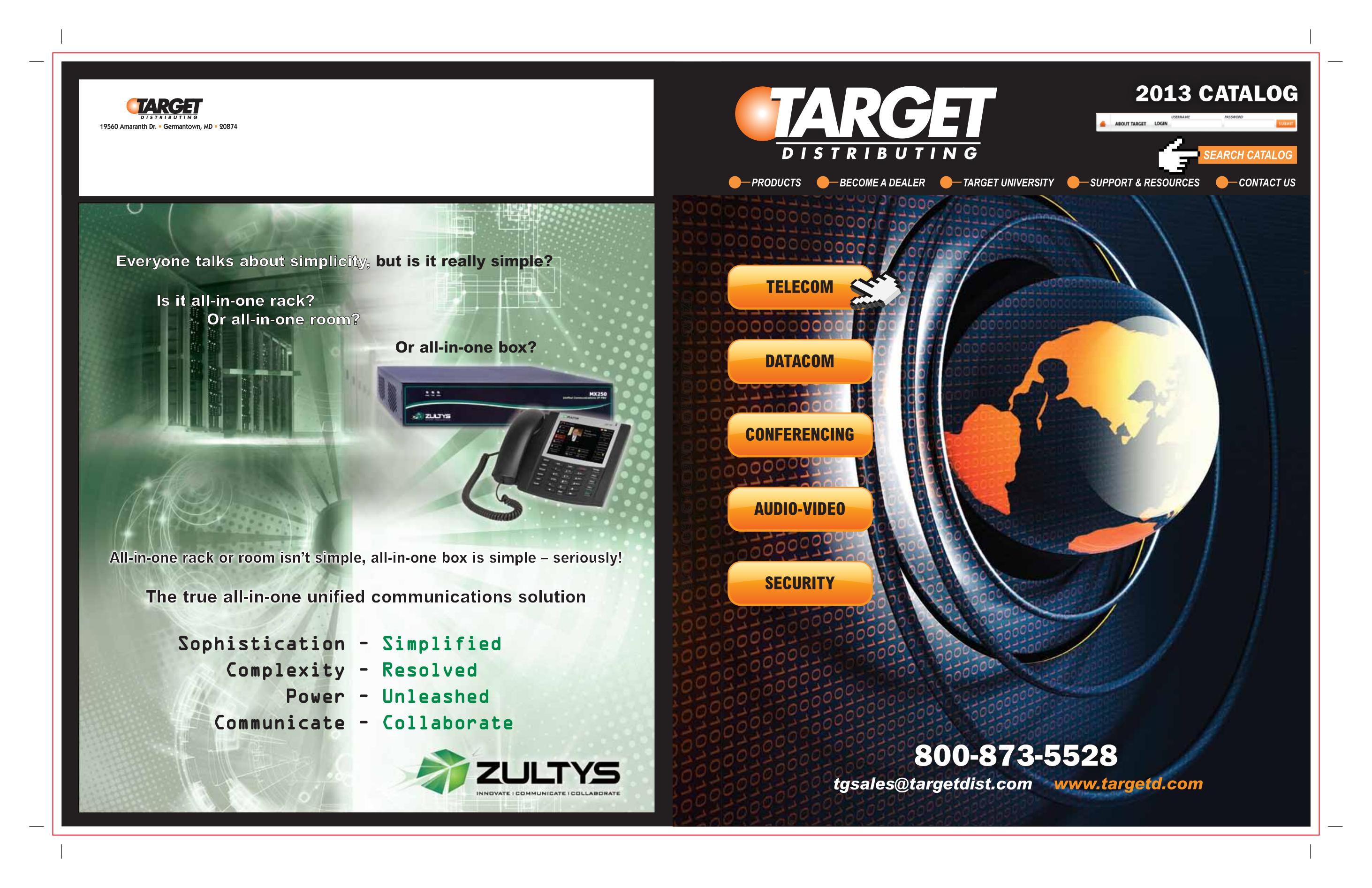 pdf for Valcom Amp V2994 manual