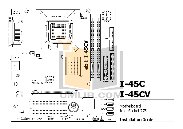 download free pdf for abit i 45c motherboard other manual rh umlib com