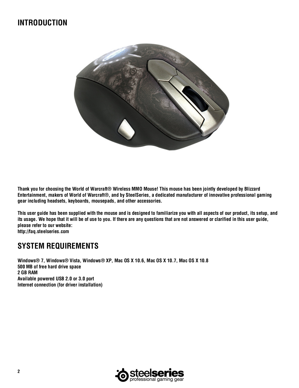 Pdf space mouse