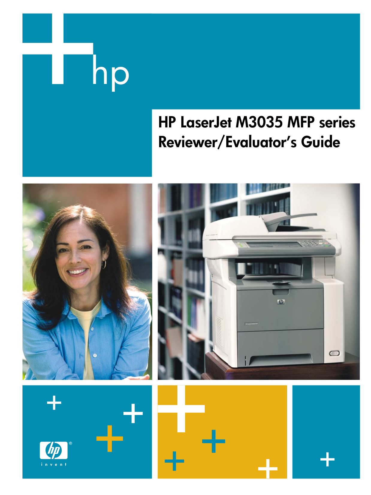 Hp m3035 user manual.