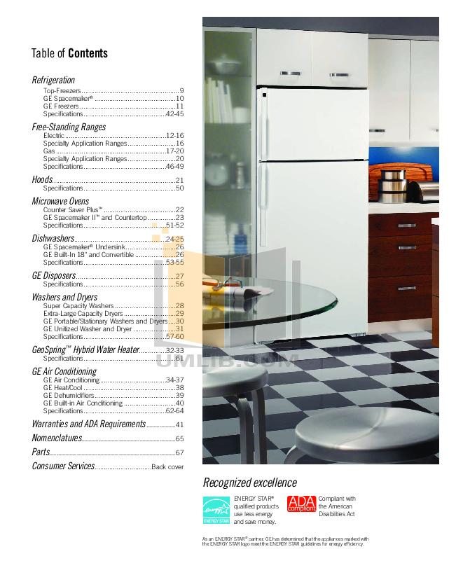 Hotpoint Range RGB508PPH pdf page preview