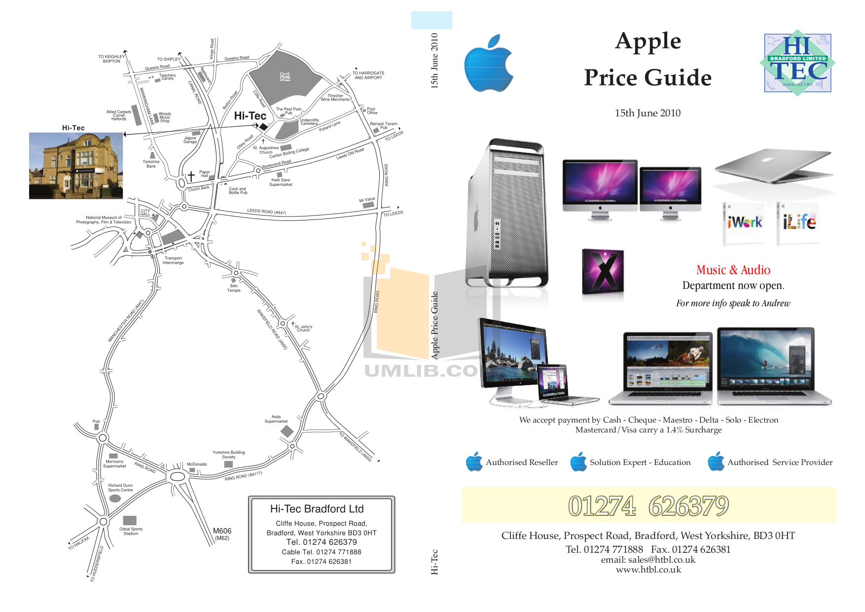 pdf for Apple Desktop iMac MC413 manual