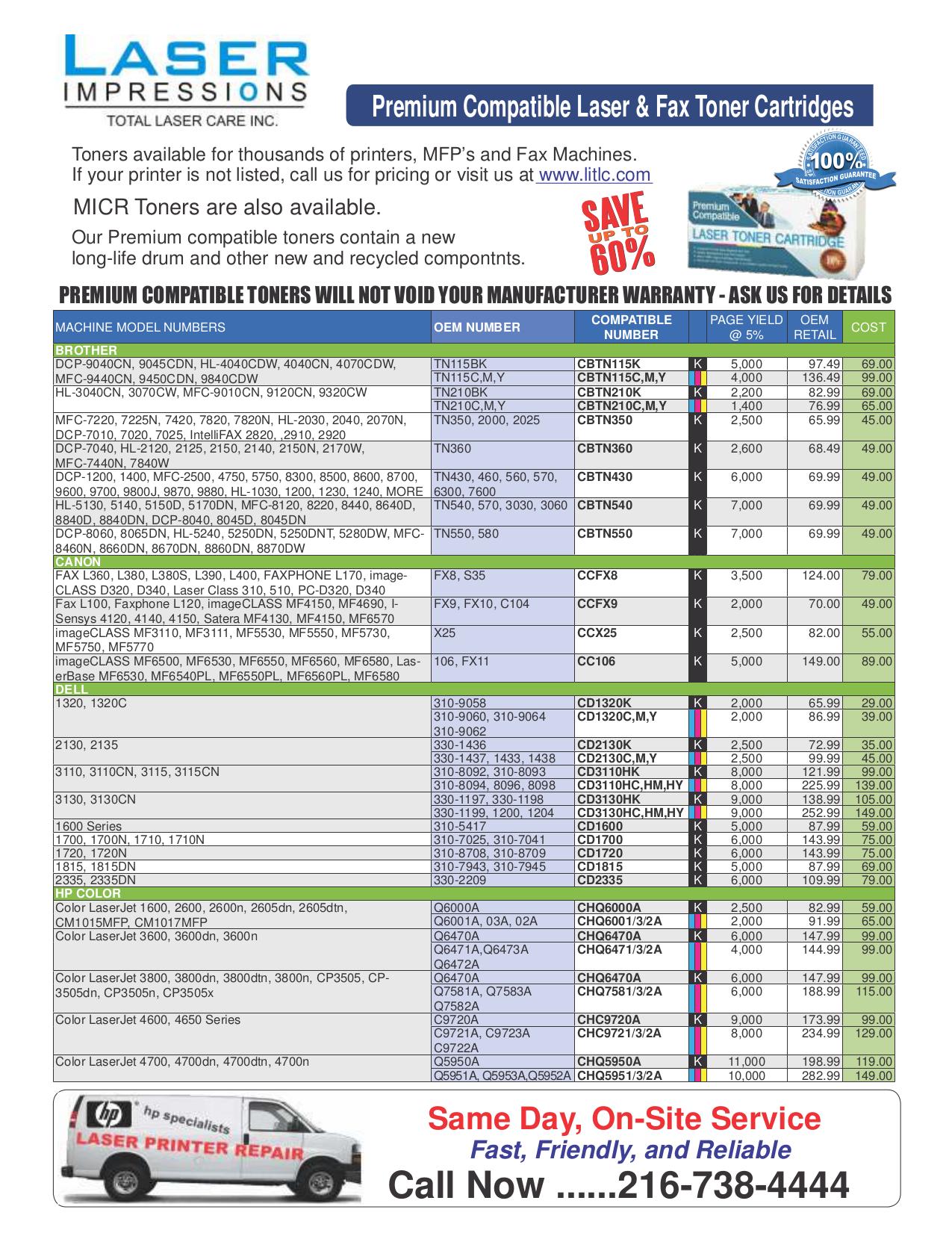 pdf for Lexmark Printer T632tn manual