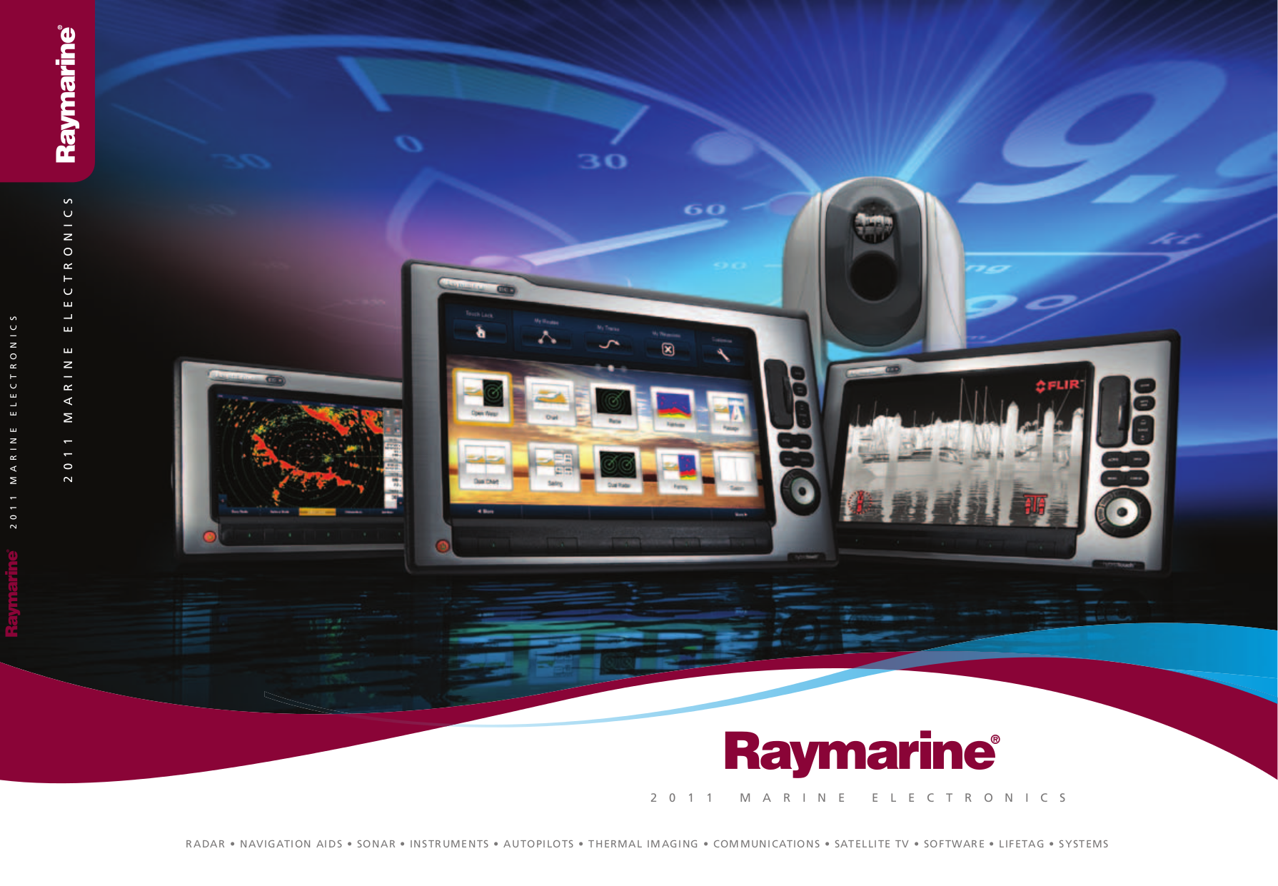 PDF manual for Raymarine Other Apelco 260 fishfinder