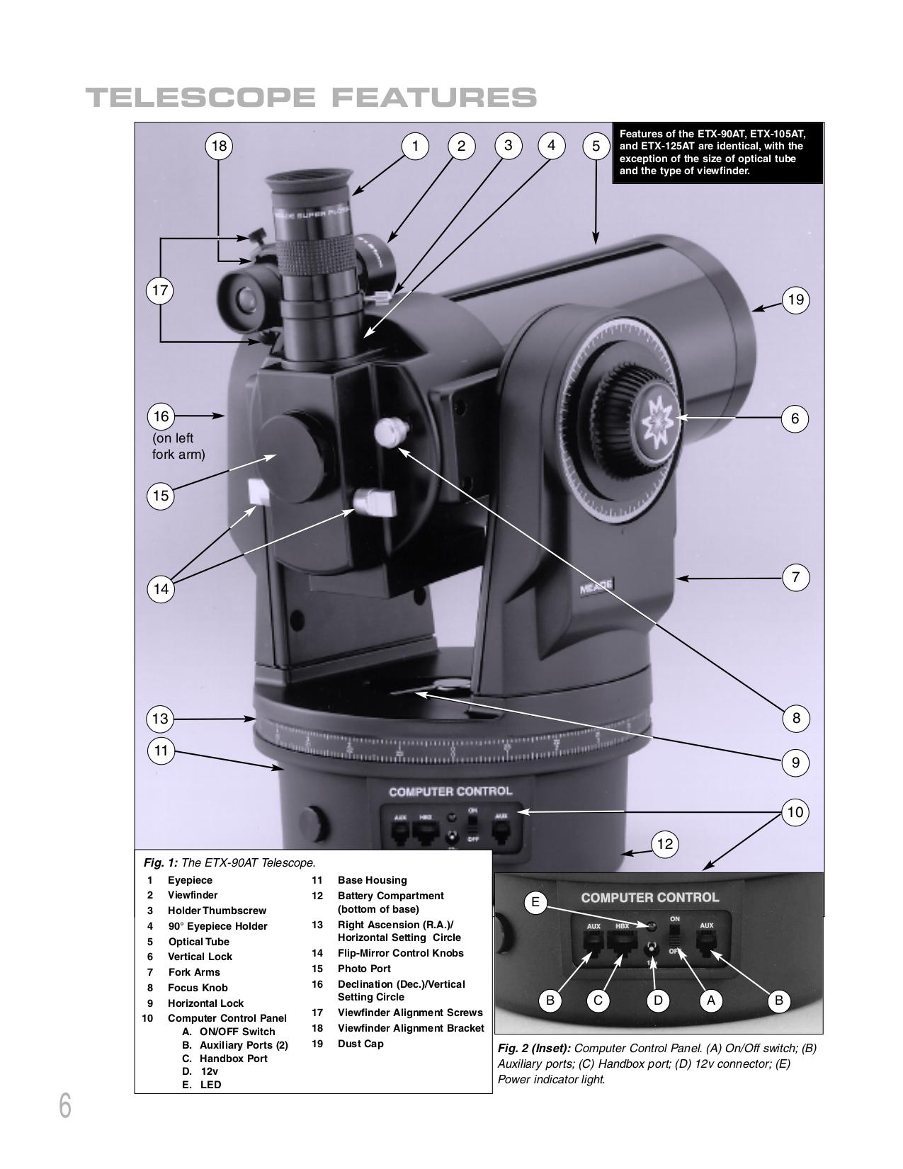 Ebook-6273] meade etx 90at telescopes owners manual | 2019 ebook.