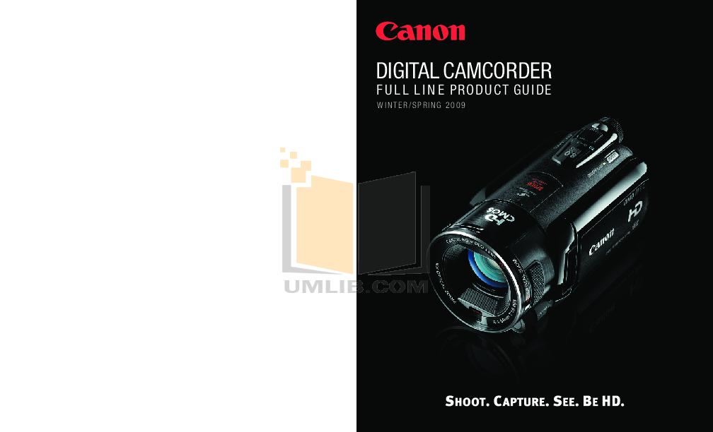 download free pdf for canon vixia hv40 camcorders manual rh umlib com Canon Vixia HF20 Canon VIXIA HF G10