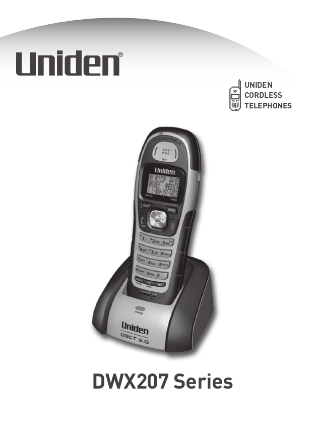 download free pdf for uniden dect1560 2 telephone manual rh umlib com Uniden DECT1363 uniden dect1560-2 manual