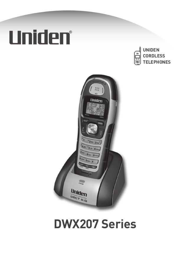download free pdf for uniden dect1560 2 telephone manual rh umlib com uniden dect1560 manual en español Uniden Digital Answering System Manual