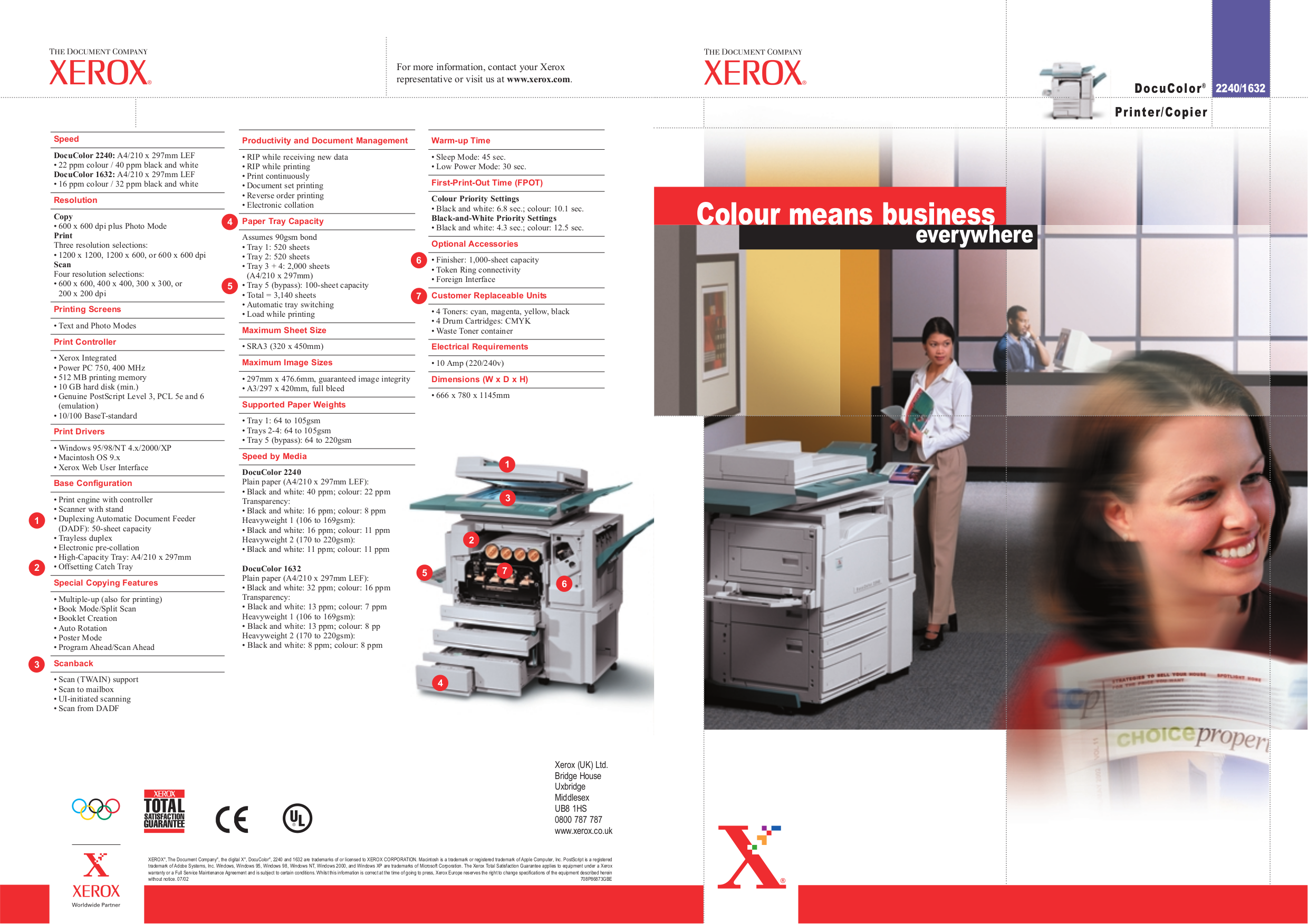 download free pdf for xerox docucolor 1632 copier manual rh umlib com DocuColor 260 xerox docucolor 1632 service manual