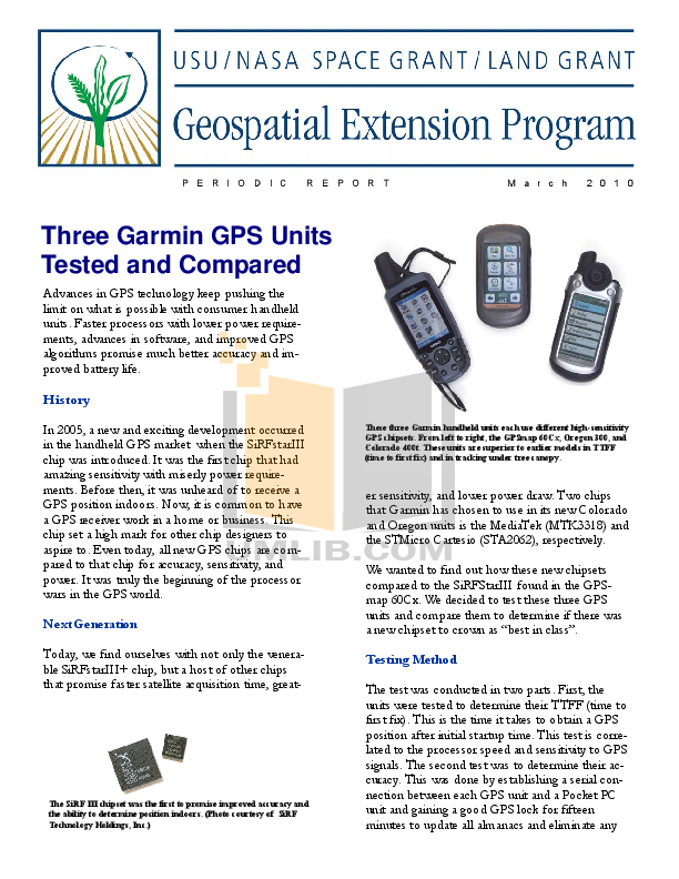 Pdf For Garmin Gps Colorado  Manual