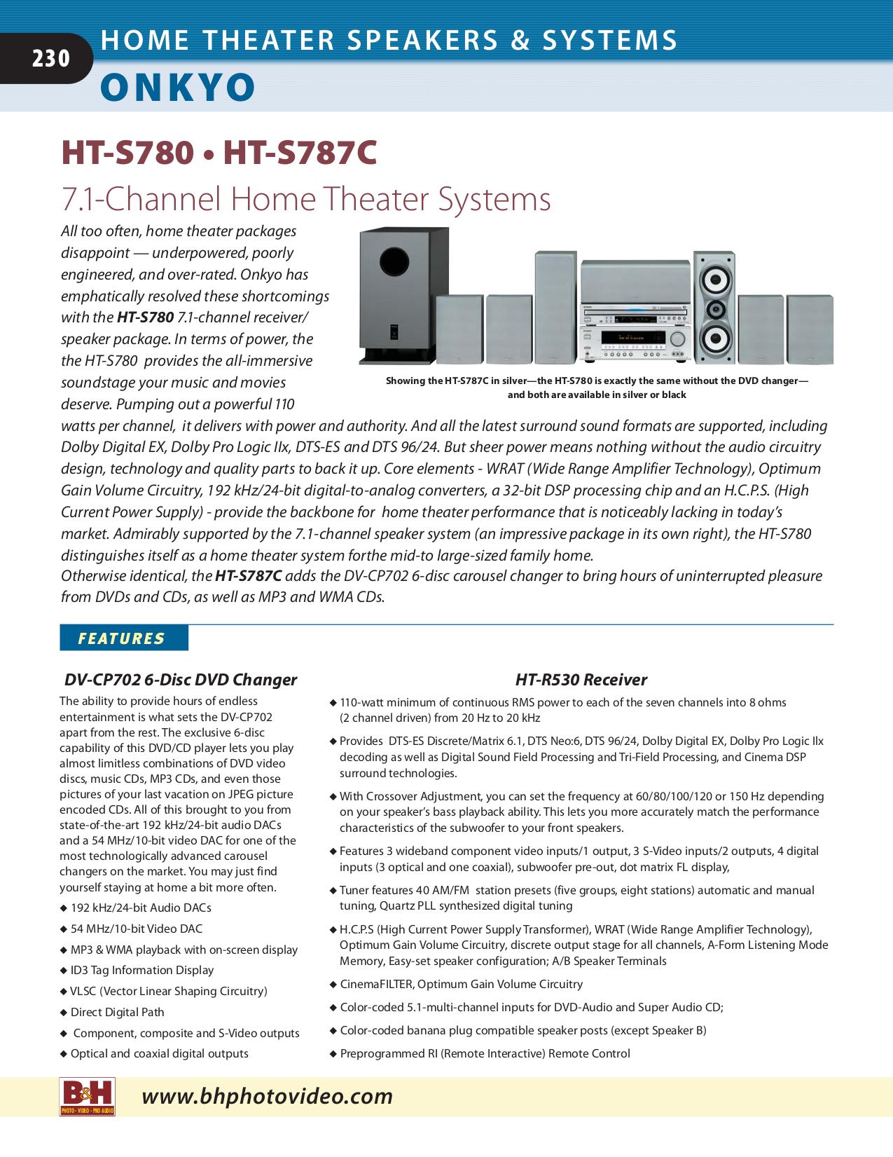 pdf for Pioneer Speaker S-VSL6C manual