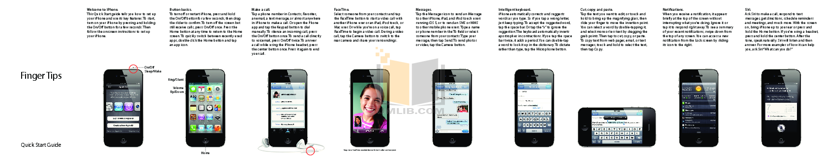 4s manual pdf iphone