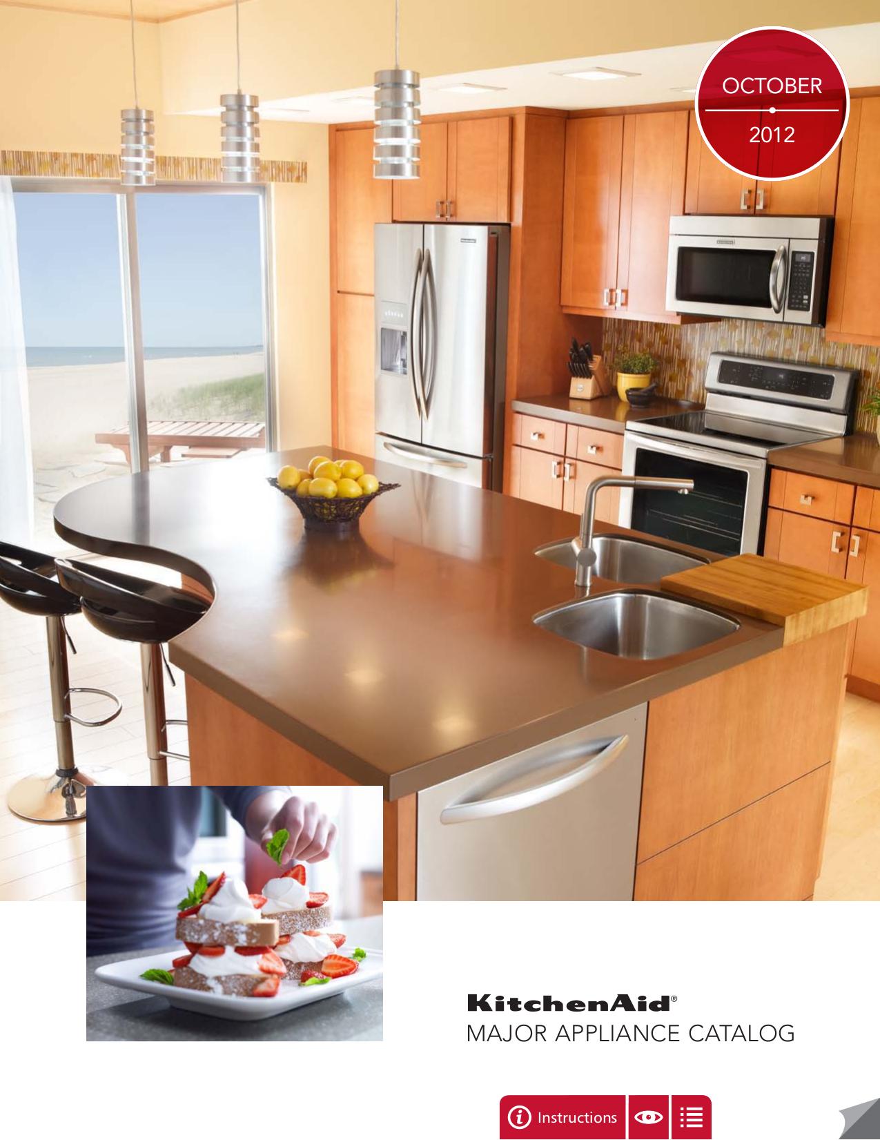 Kitchenaid Kuds35fxss