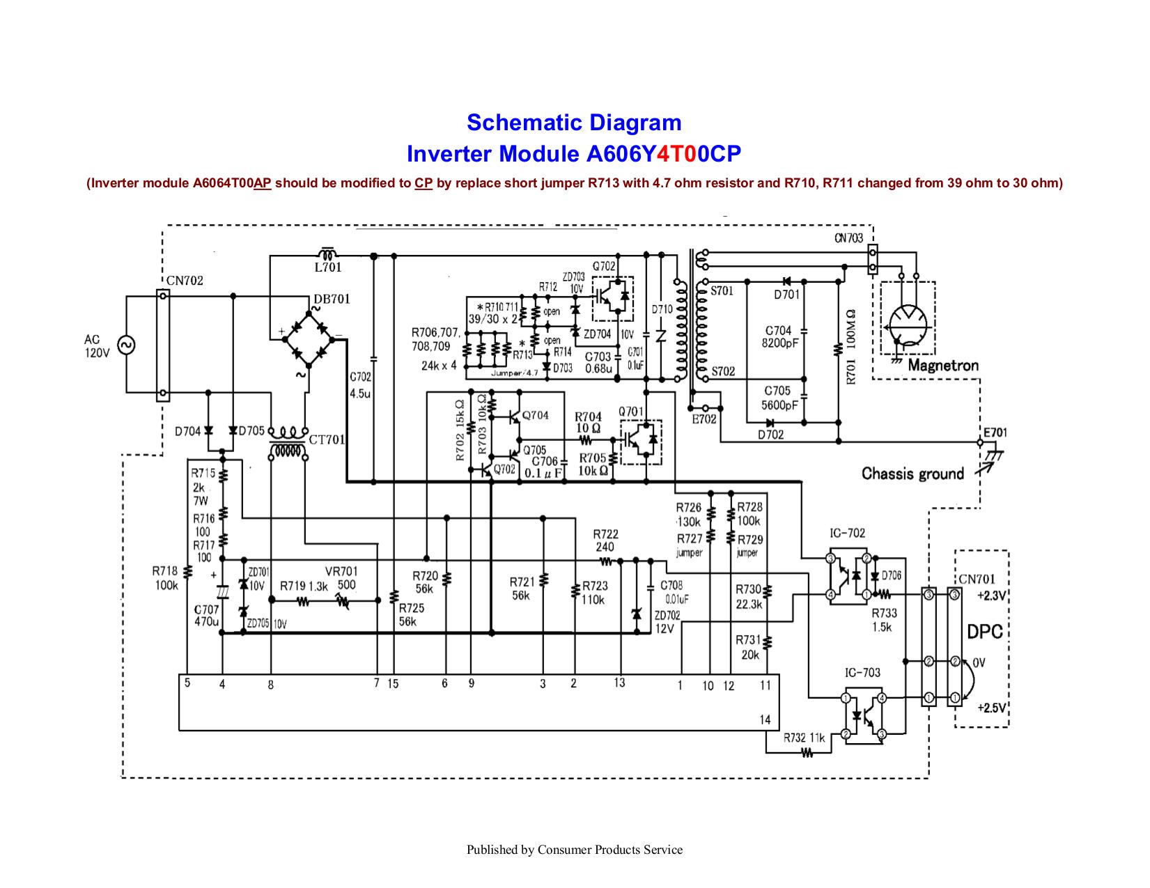 Схема panasonic cu a24bbp5