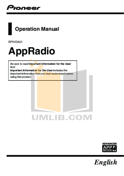 pdf for Aiphone Other RA-A Intercoms manual