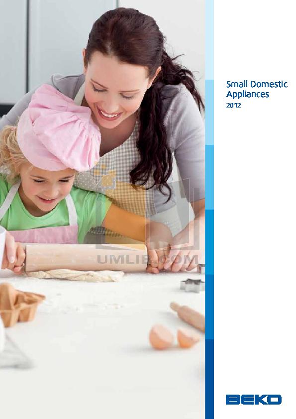 pdf for Beko Freezer TLDA521 manual