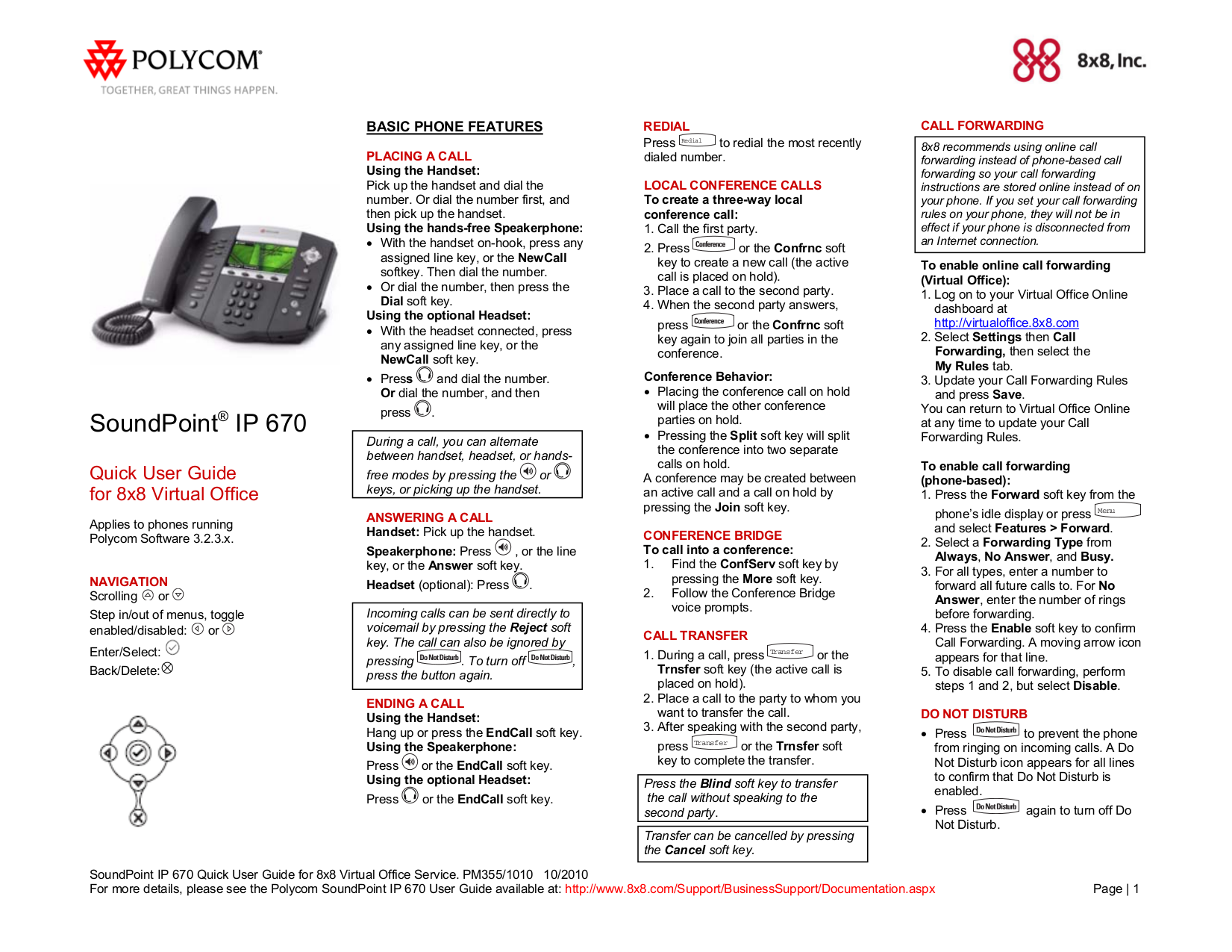 download free pdf for polycom soundpoint ip 670 telephone manual rh umlib com Polycom Touch Panel Polycom SoundPoint IP Phone