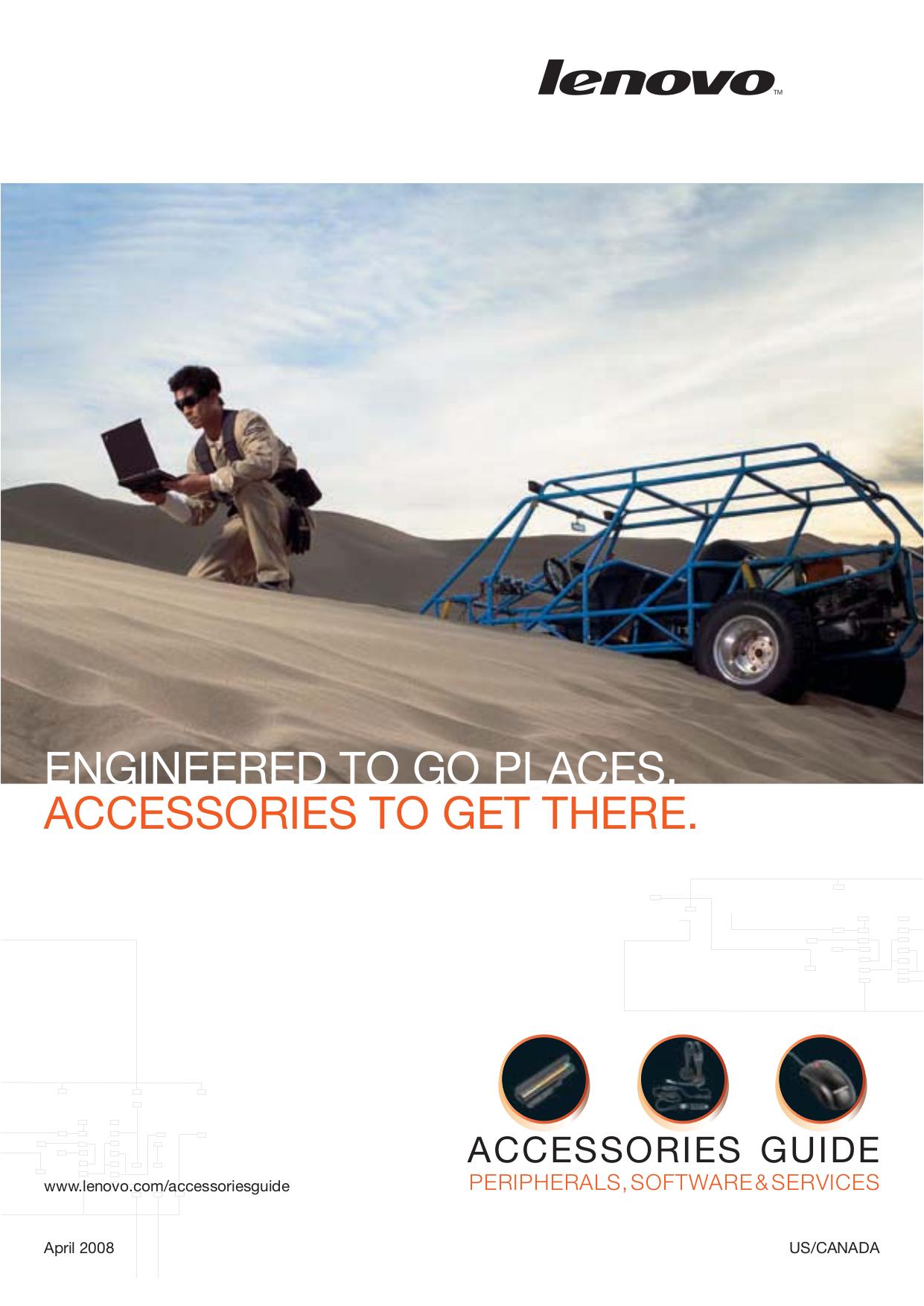 pdf for Lenovo Desktop ThinkCentre A60 9646 manual