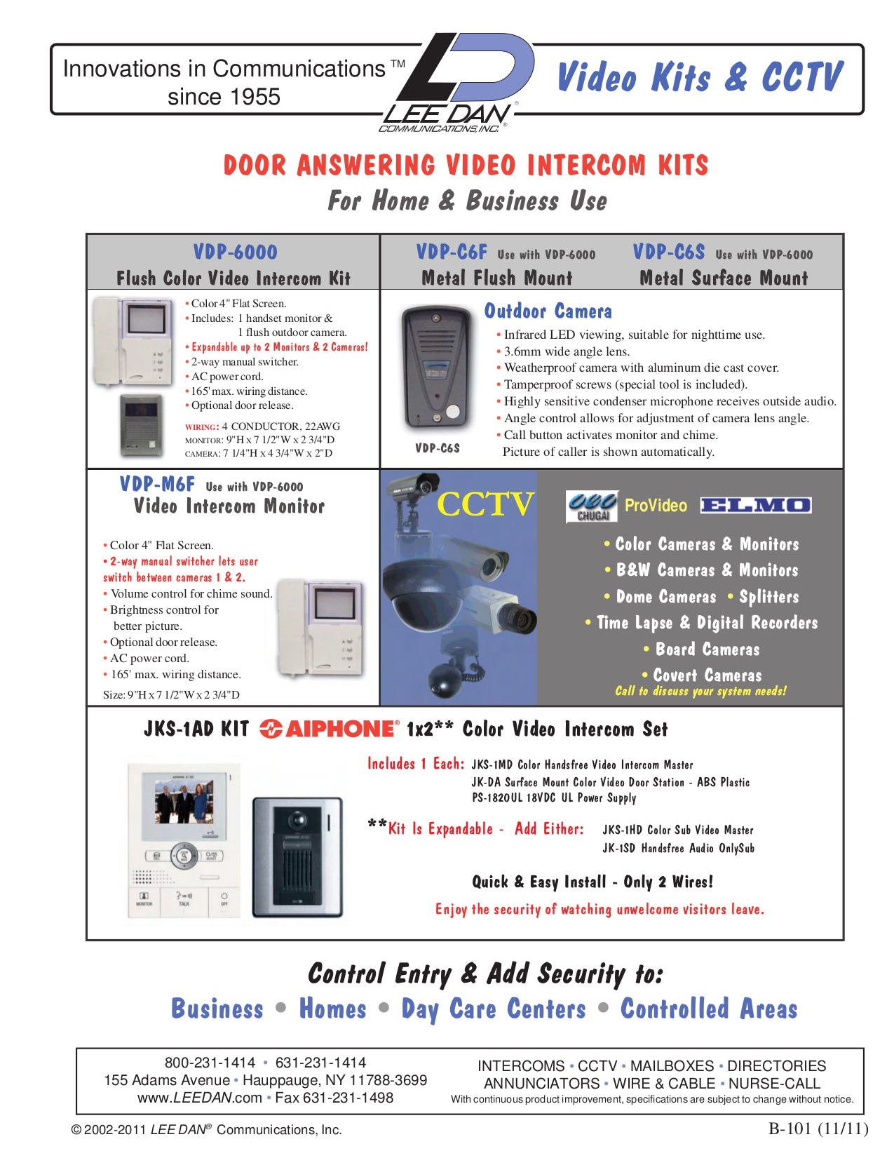 download free pdf for speco vdp 6000 cctv systems other manual rh umlib com speco central ii manual speco central user manual