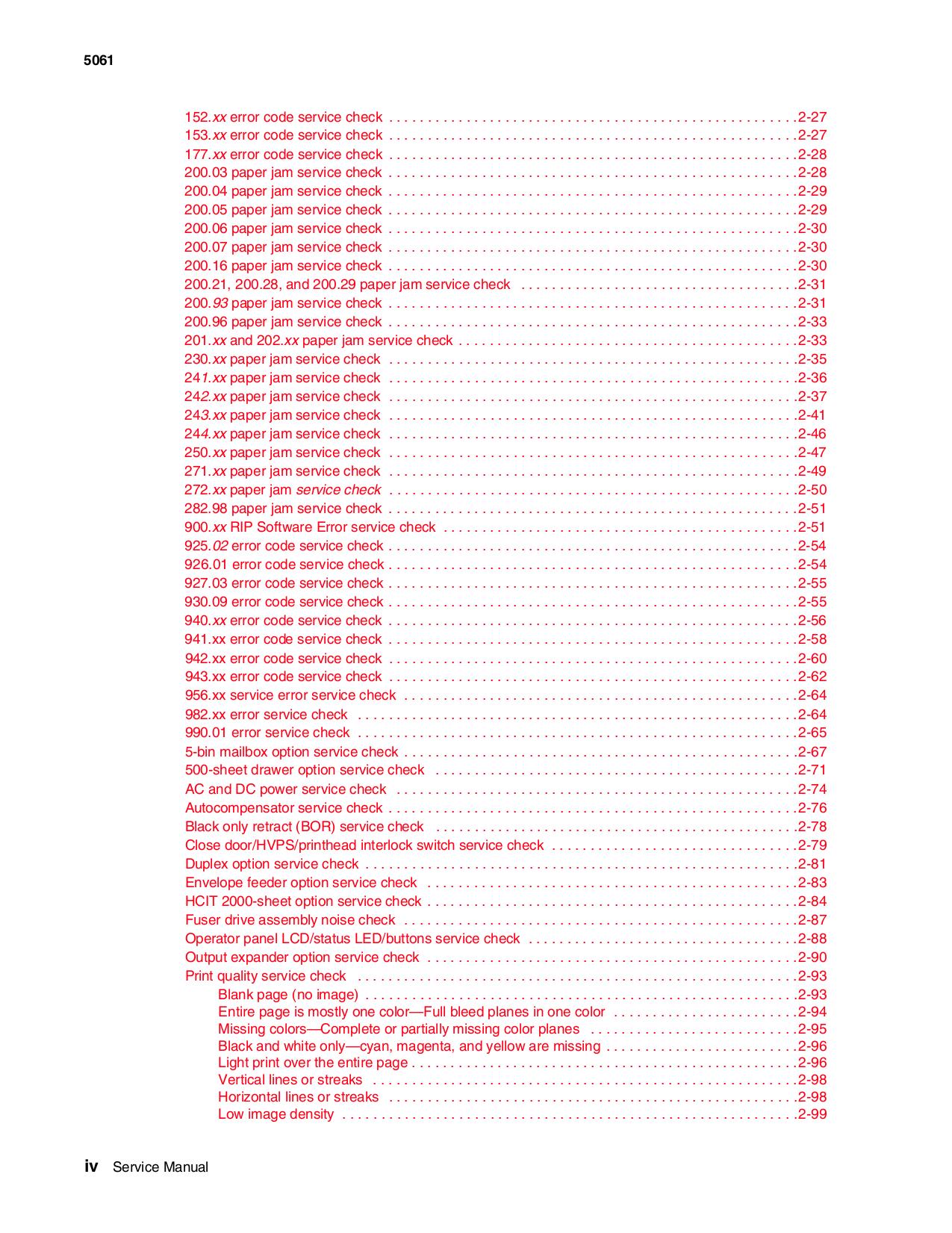 ... Lexmark Printer P315 pdf page preview ...