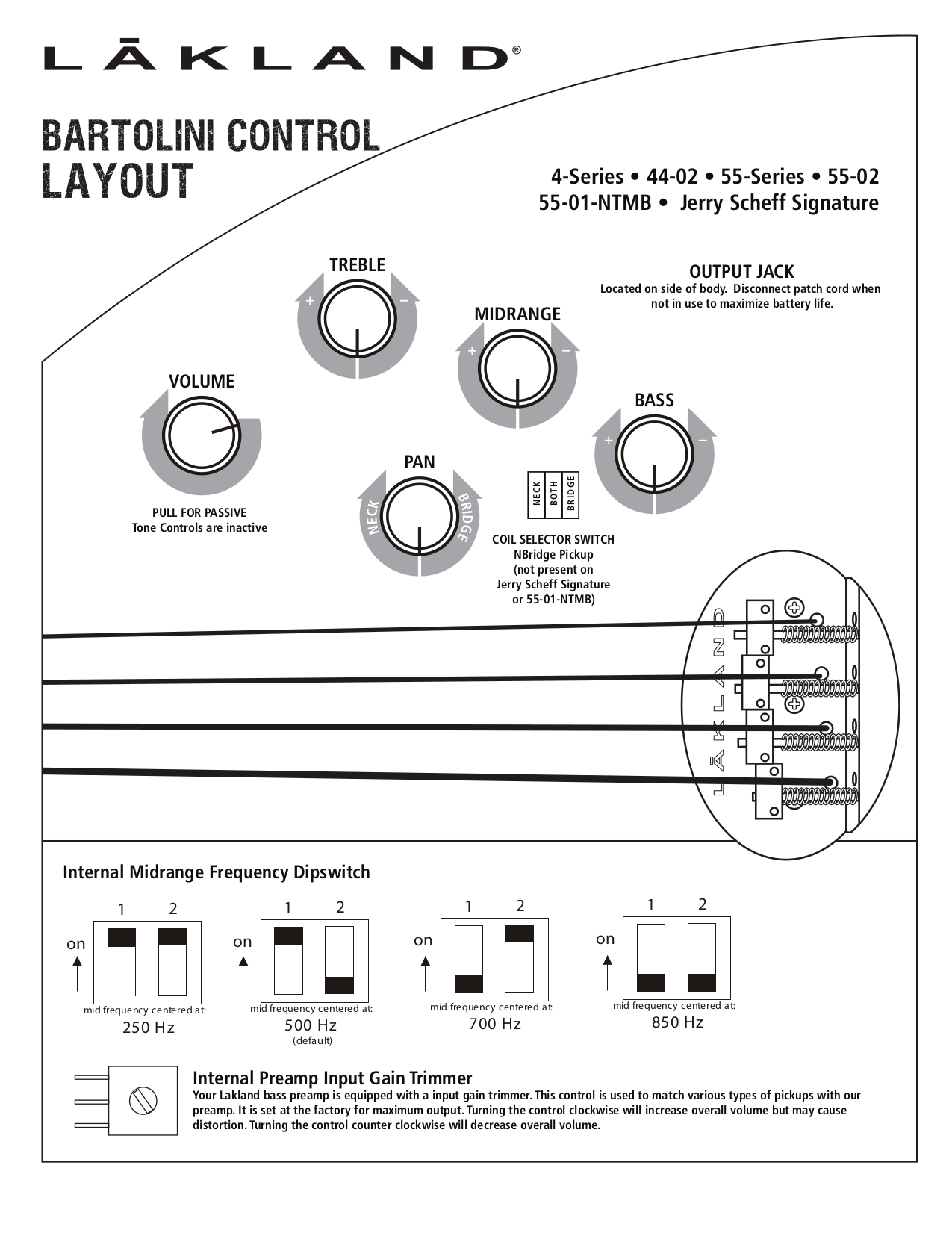 bart controls.pdf 0 download free pdf for lakland skyline 55 01 guitar manual lakland 5502 wiring diagram at mifinder.co