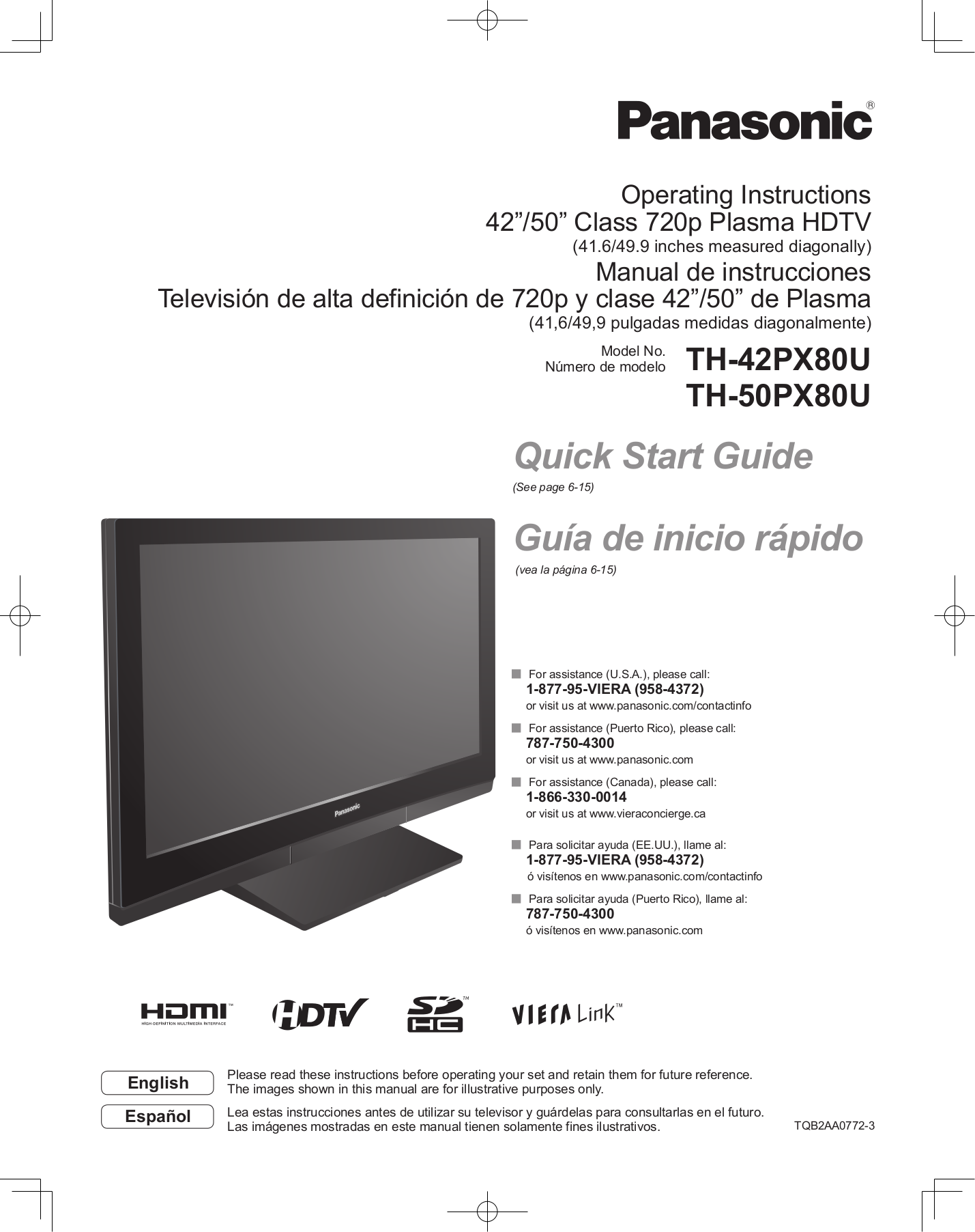 download free pdf for panasonic viera th 42px80 tv manual rh umlib com panasonic plasma tv manual panasonic plasma tv manual