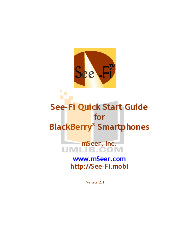 Blackberry Cell Phone Pearl Flip 8220 pdf page preview