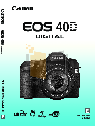 Download free pdf for Canon EOS 600D Digital Camera manual