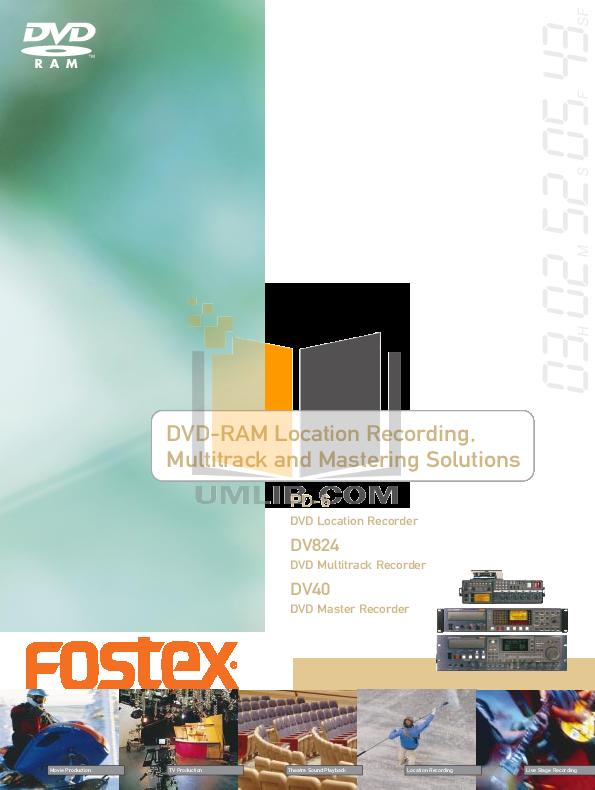 download free pdf for fostex dv 40 dvd players manual rh umlib com