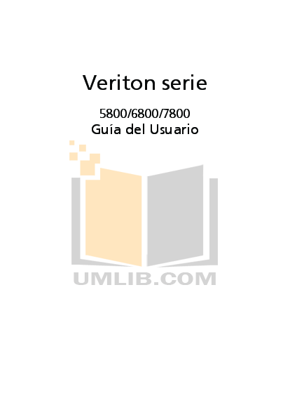 pdf for Acer Desktop Veriton 6900Pro manual