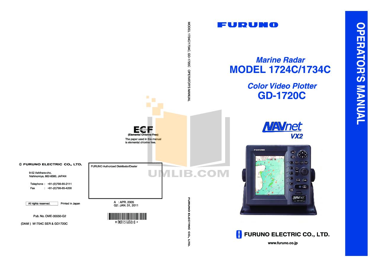 инструкция для furuno ls-6100