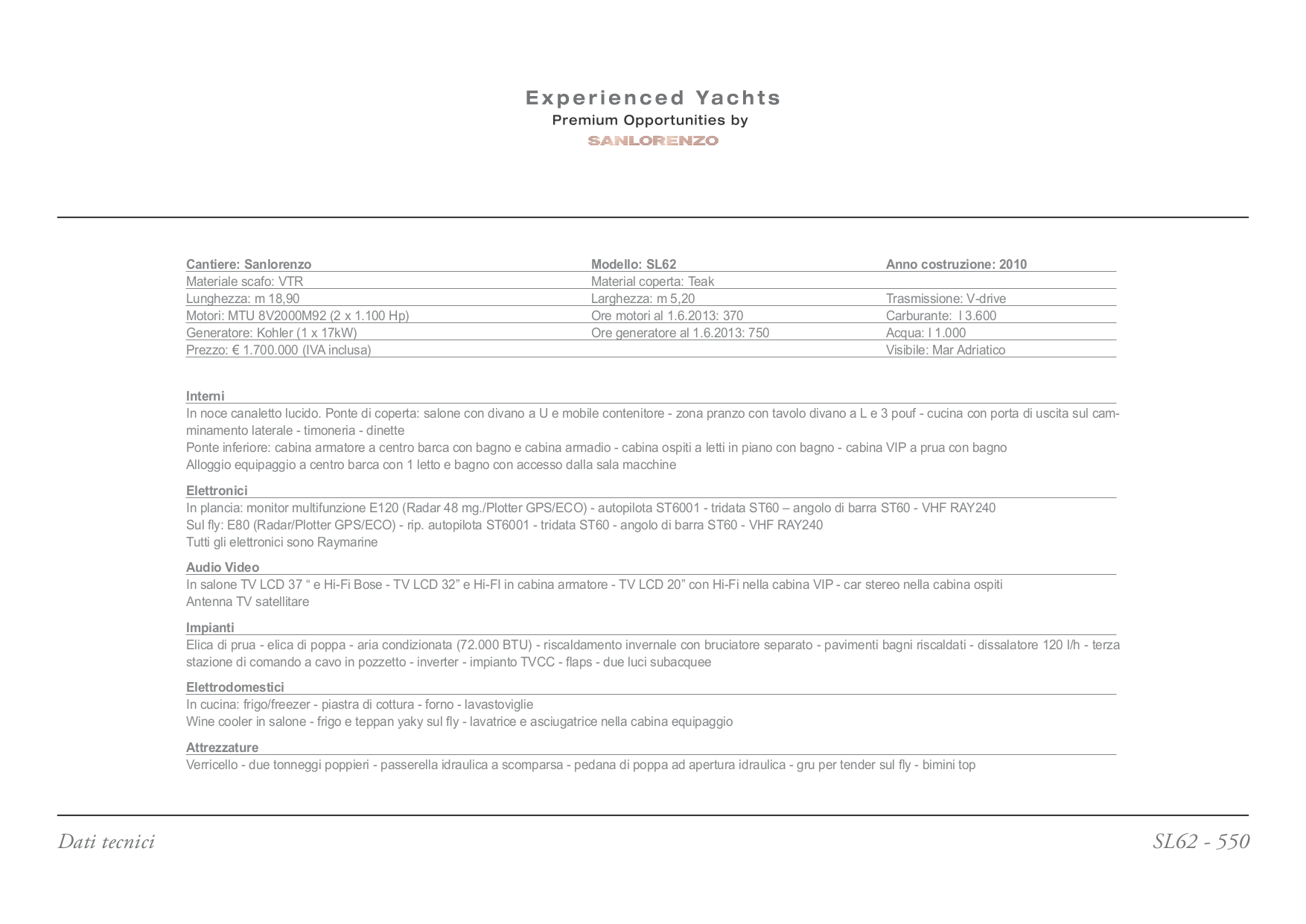 Raymarine E120 Manual