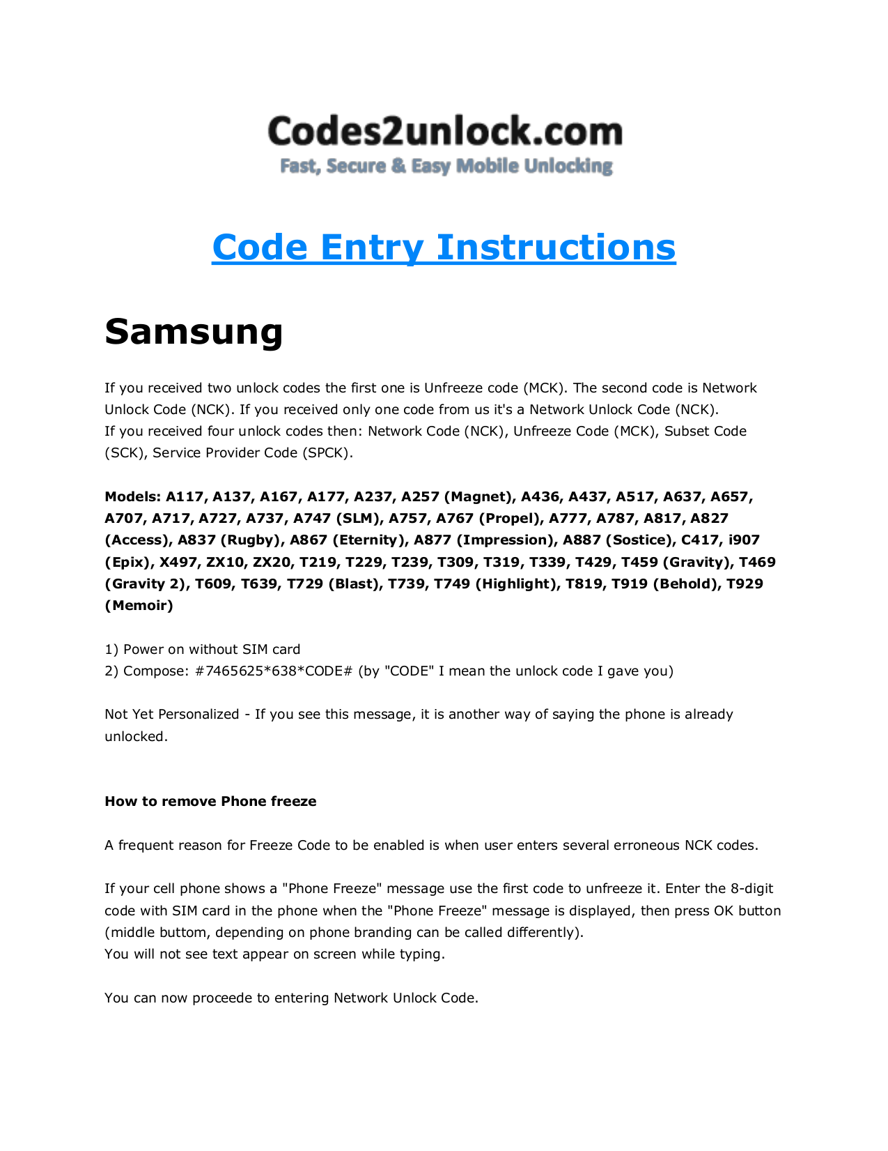 pdf for Samsung Cell Phone SGH-A717 manual