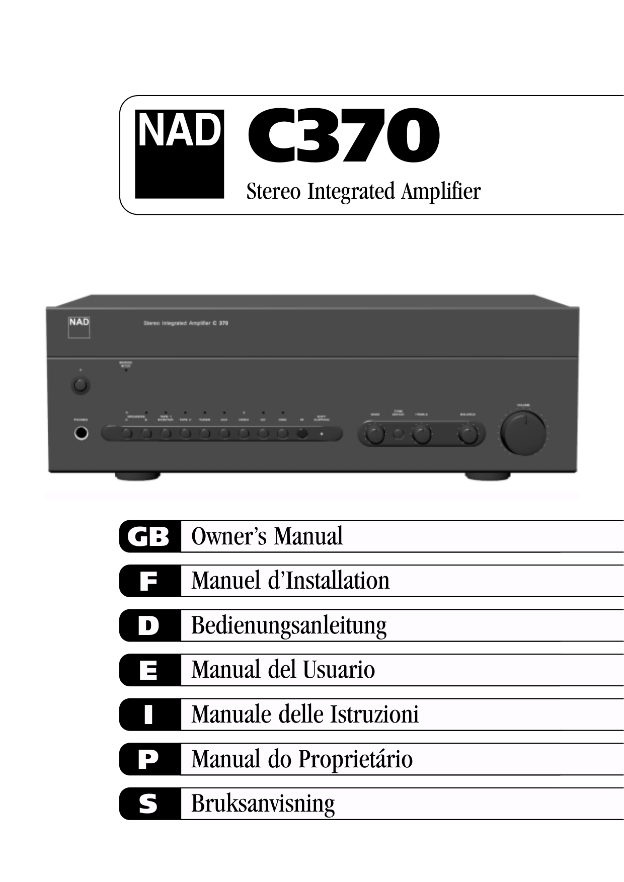download free pdf for nad c370 amp manual rh umlib com nad c370 amplifier manual nad c370 repair manual
