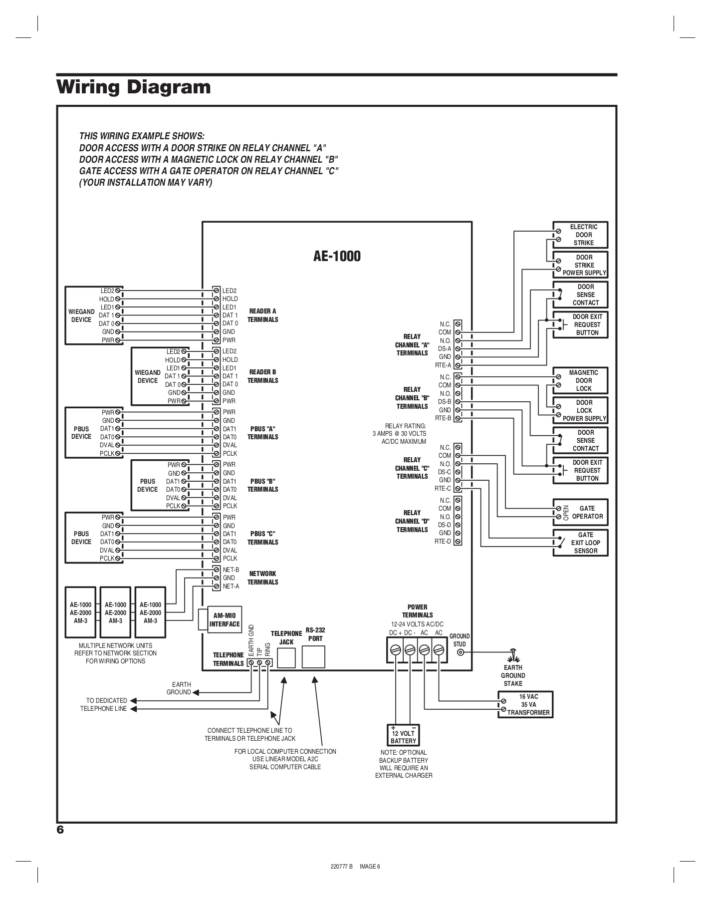 Ae Wiring Diagram Change Your Idea With Design 12 Volt Battery For Lights Linear Ae1000plus 500 Programming Suzuki Ay 50 Ae101