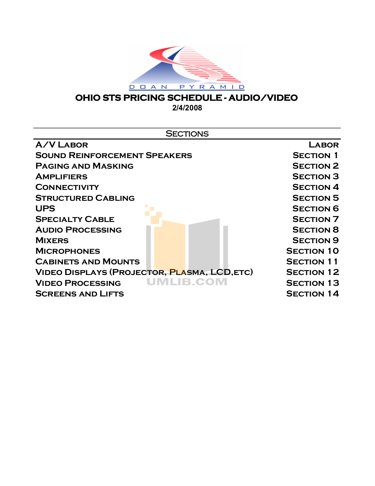 pdf for Eaw Speaker System L8CX2XO manual