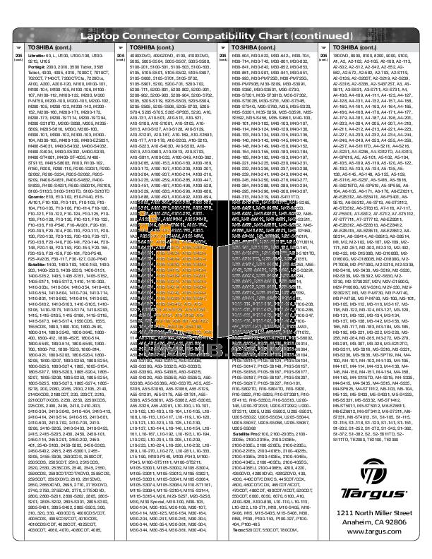 HP Laptop Pavilion N3478 pdf page preview