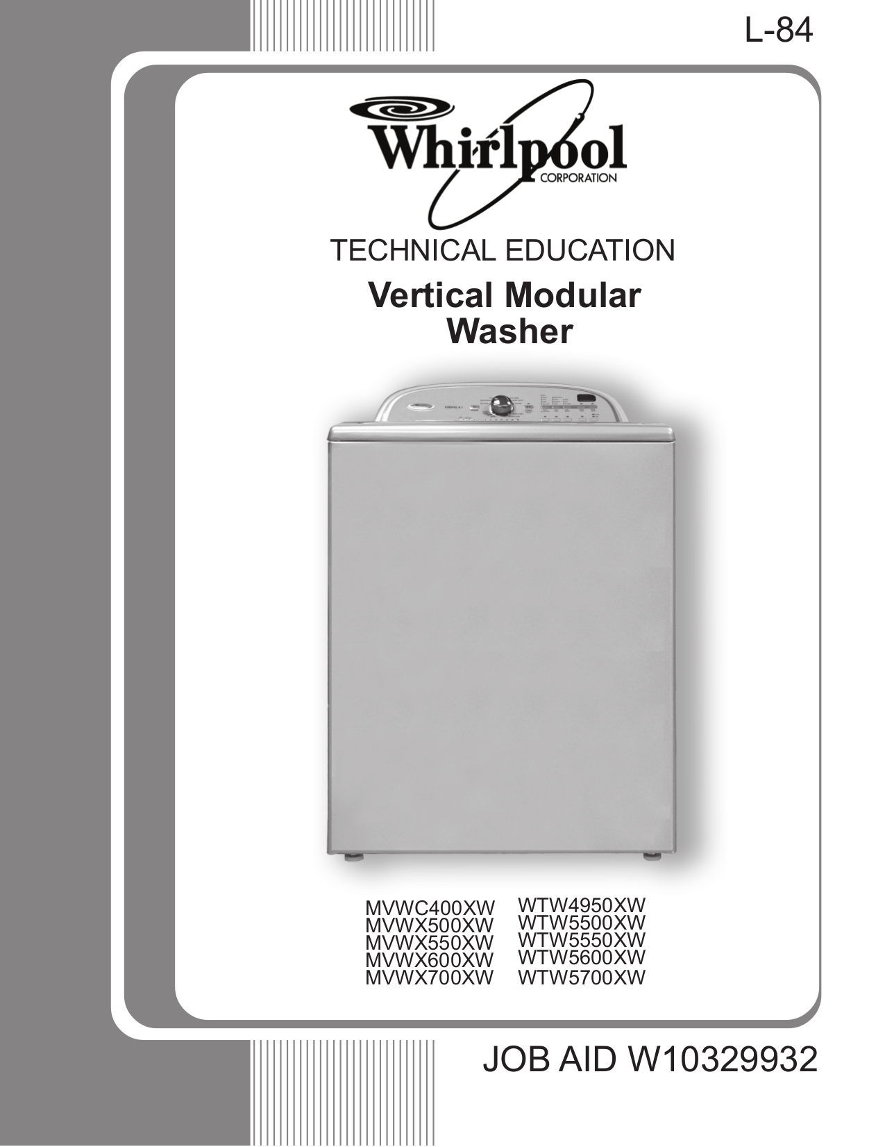 download free pdf for whirlpool wtw5700s washer manual rh umlib com whirlpool  cabrio washer manual spin test cabrio washer manual spin test