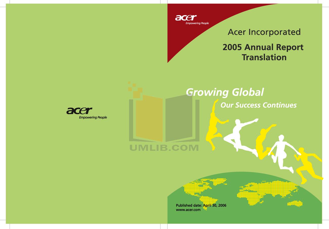 pdf for Acer Desktop Aspire L250 manual
