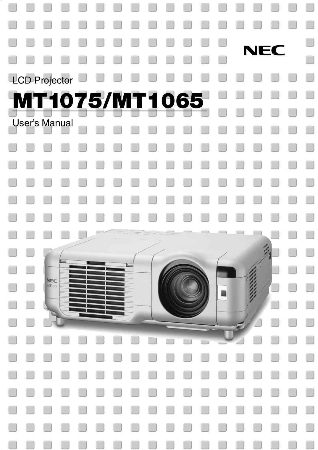 download free pdf for nec mt1065 projector manual rh umlib com Form 1065 K-1 1065 Capital Gain