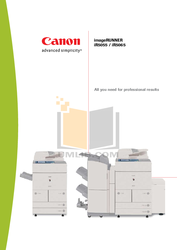 pdf for Canon Other imagePASS S2 Servers manual