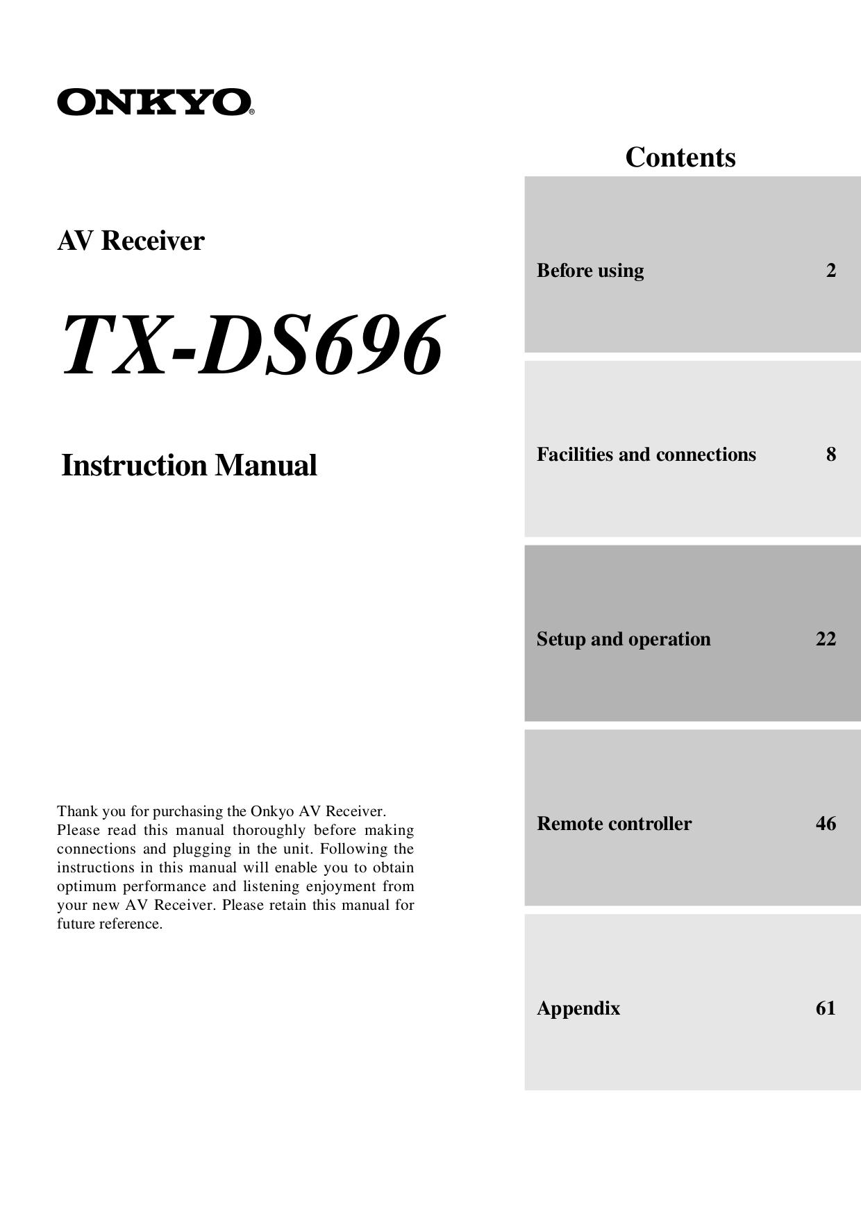 download free pdf for onkyo cr 315 cd player manual rh umlib com onkyo cr-315 specs