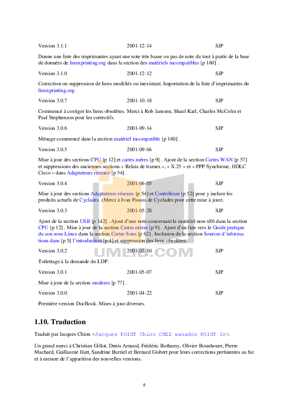 AmbiCom Other WL1100B-PCI Network Adapters - Wireless pdf page preview